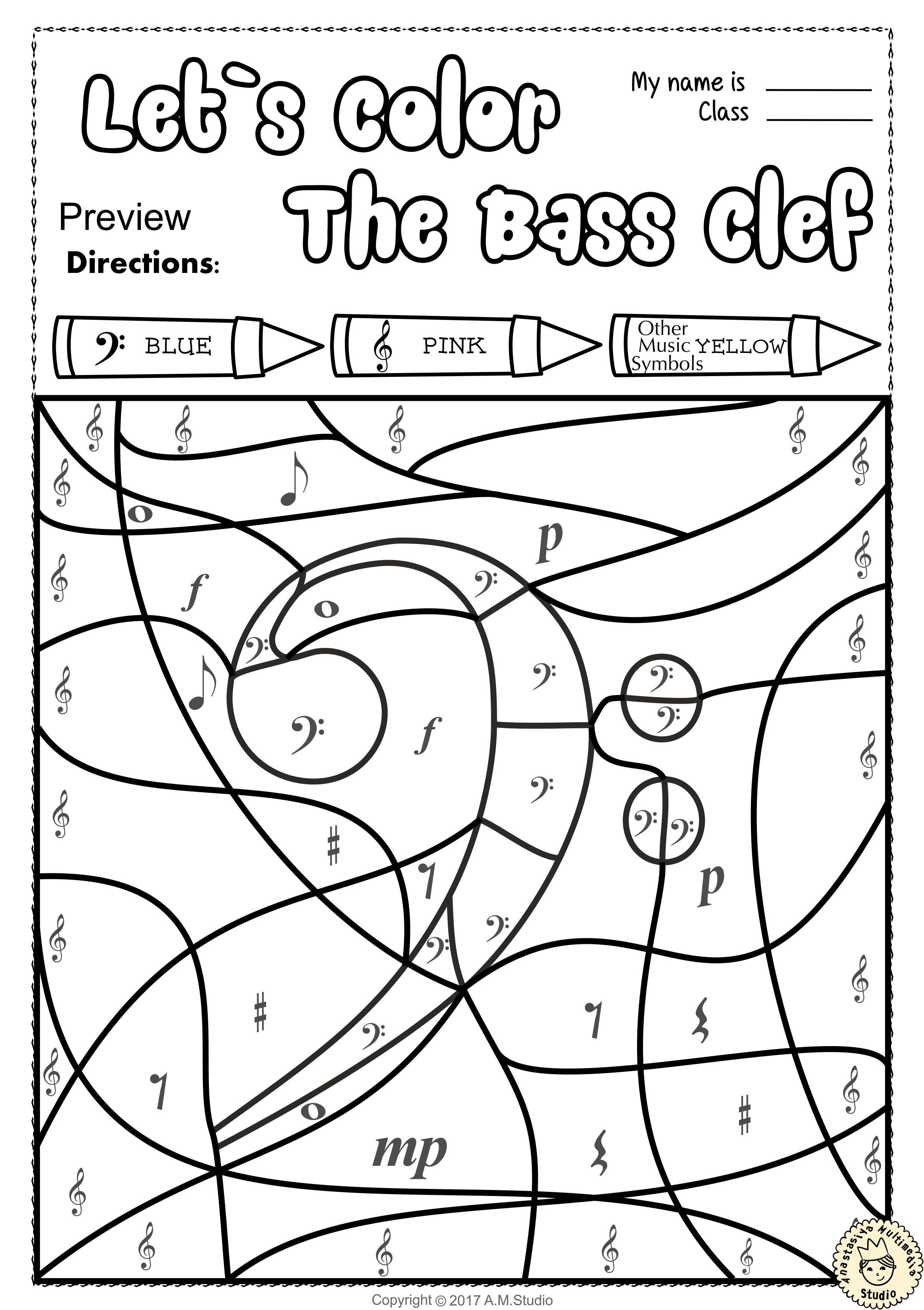 Let`s Learn the Music Symbols {No Prep Printables Pack ...