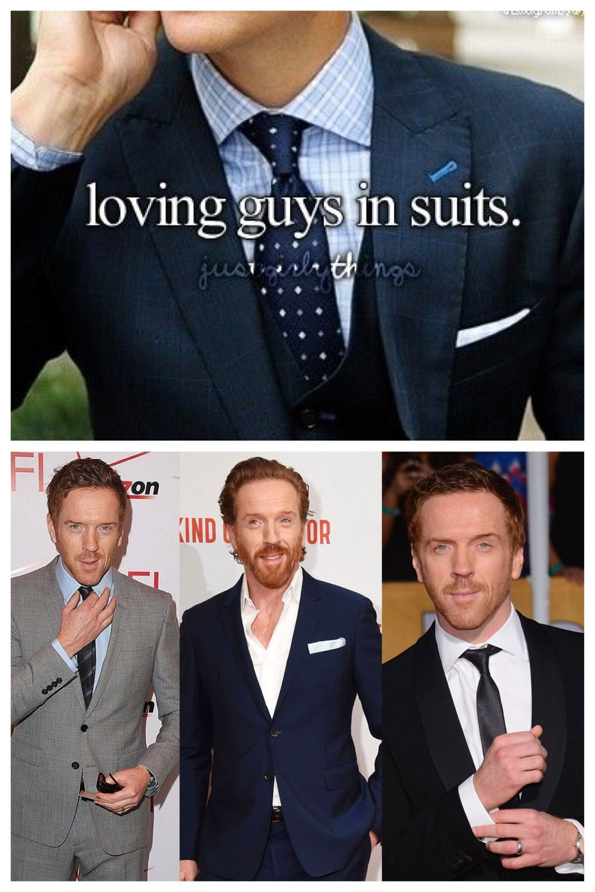 Damian lewis mens suits single breasted suit jacket meme men outfits