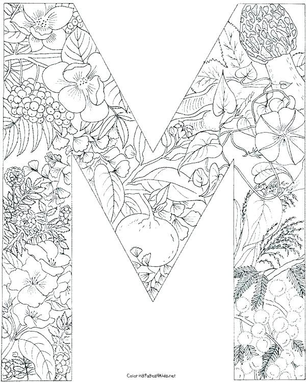 Pin By Jennifer Mikell On Crafting Ideas Free Printable Coloring Pages Free Printable Coloring Alphabet Coloring Pages
