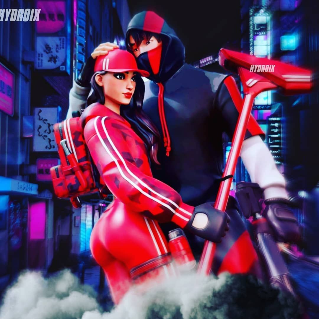 Ruby Skin Goes Better With Ikonik Best Gaming Wallpapers Gaming Wallpapers Gamer Pics