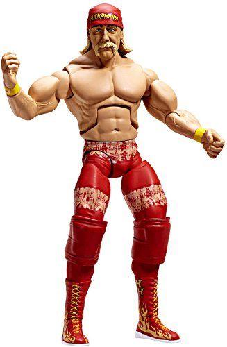 wwe action figures hulk hogan