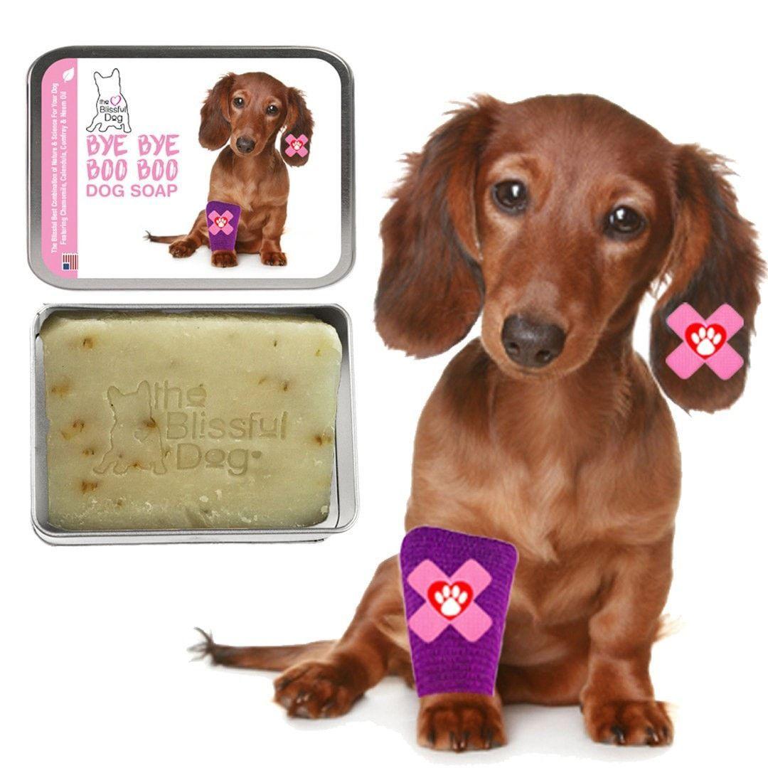 Bye Bye Boo Boo Dog Soap Dogs Boo Puppy Soap