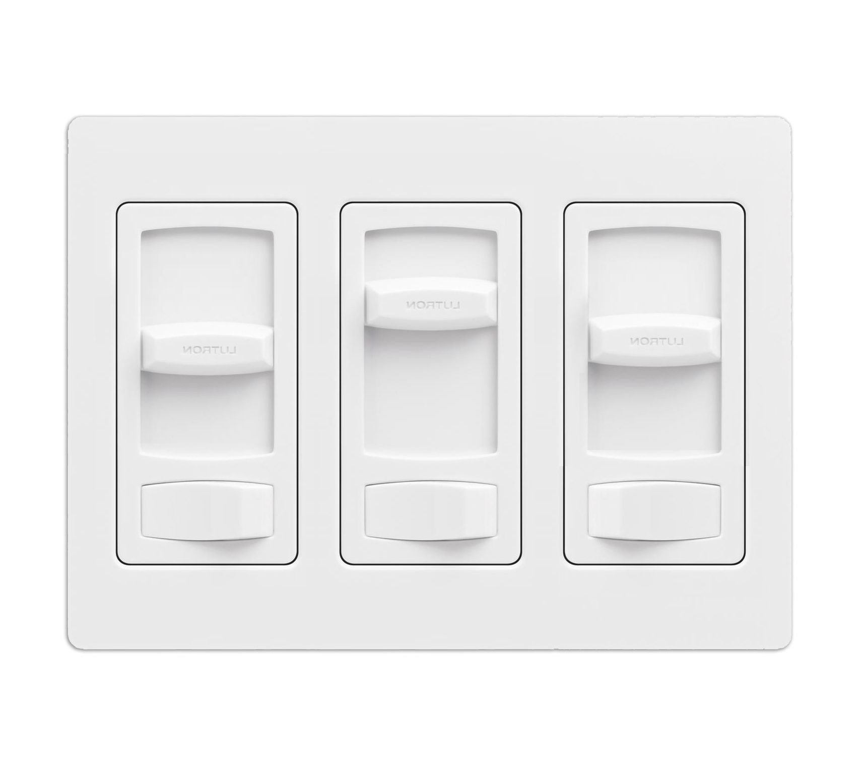 small resolution of nightstand triple dimmer switches placed in both sides of the bed one for