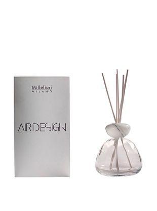50% OFF Millefiori Milano Marble Glass Diffuser, Clear White