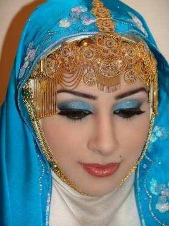 Pingl Par Petre Petrescu Sur Woman, Thy Name Is Beauty   Wedding Hijab Styles, Wedding Hijab -7574