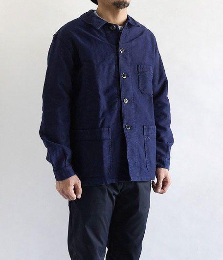 Vintage French work jacket