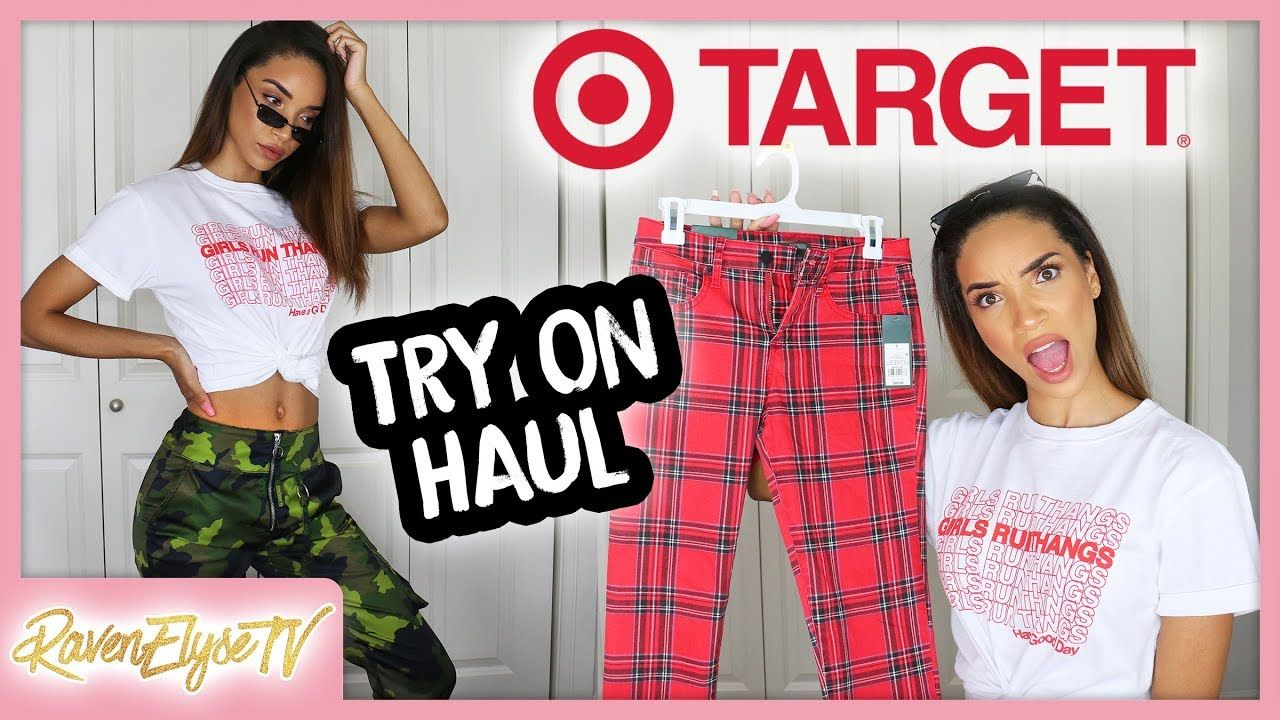 6897a2fc5 Target Has Cute Clothes Now!? | Wild Fable Try On Haul ... Hey guys ...