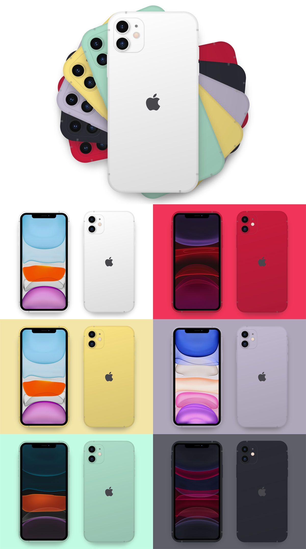 Free Iphone 11 Adobe Xd Mockup Free Iphone Iphone Iphone 11
