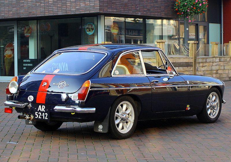 MGB GT 1970 British sports cars, Classic sports cars