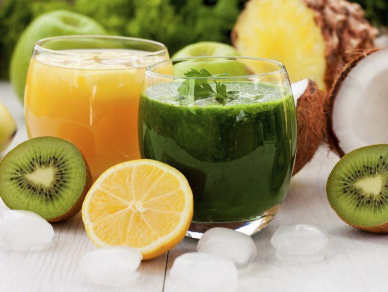 Suco Verde 6 Melhores Receitas Para Desinchar E Emagrecer
