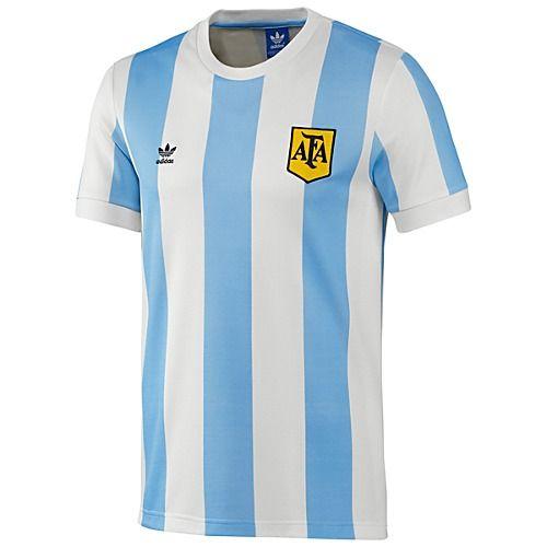 Bourgeon Christchurch Monumental  adidas Argentina Retro Jersey | Retro football shirts, Classic football  shirts, Soccer shirts