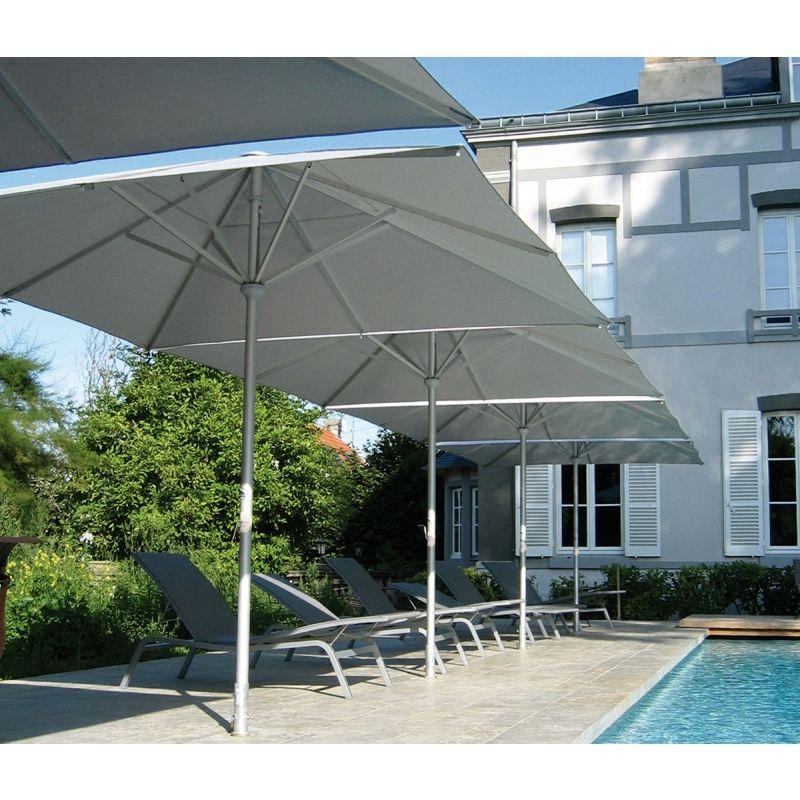 Sonnenschirm Filius Fs Von May Mit Seilzug Quadratisch 150 X 150 Cm Ohne Volant Sonnenschirm Terassenideen Schirm