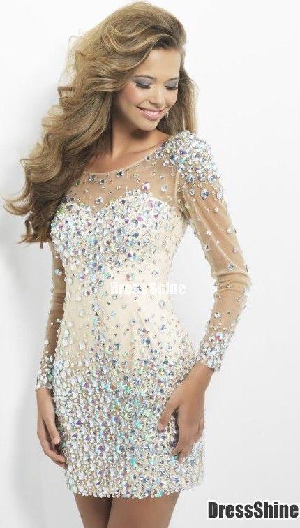 gala dress kort