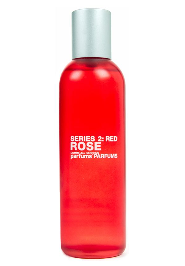Rose Eau de Toilette by Comme des Garcons Series 2: Red, at Luckyscent. Hard-to-find fragrances, niche brand perfumes, and other under-the-radar luxuries.