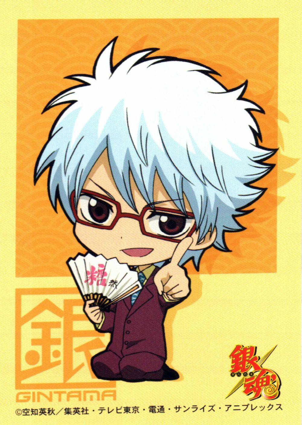 Gin Tama 銀魂 のカッコかわいい高画質壁紙画像まとめ Pc スマホ タブレット用 Naver まとめ Chibi Anime Chibi Anime