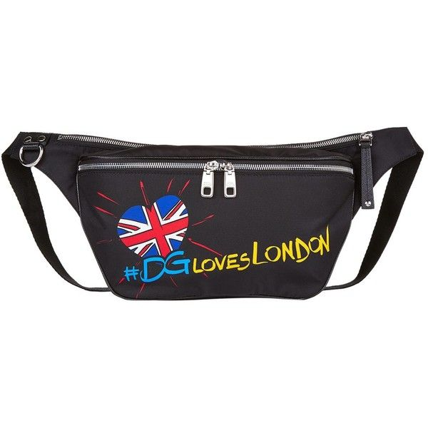 794be8f264 Dolce   Gabbana  DGLOVESLONDON Waist Bag (26