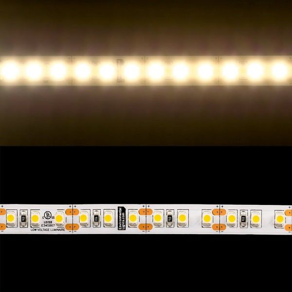 Sw 3528 Single Row Led Strip Light 120 M 10mm Wide 5m Reel With Images Led Strip Lighting Strip Lighting Led Flexible Strip