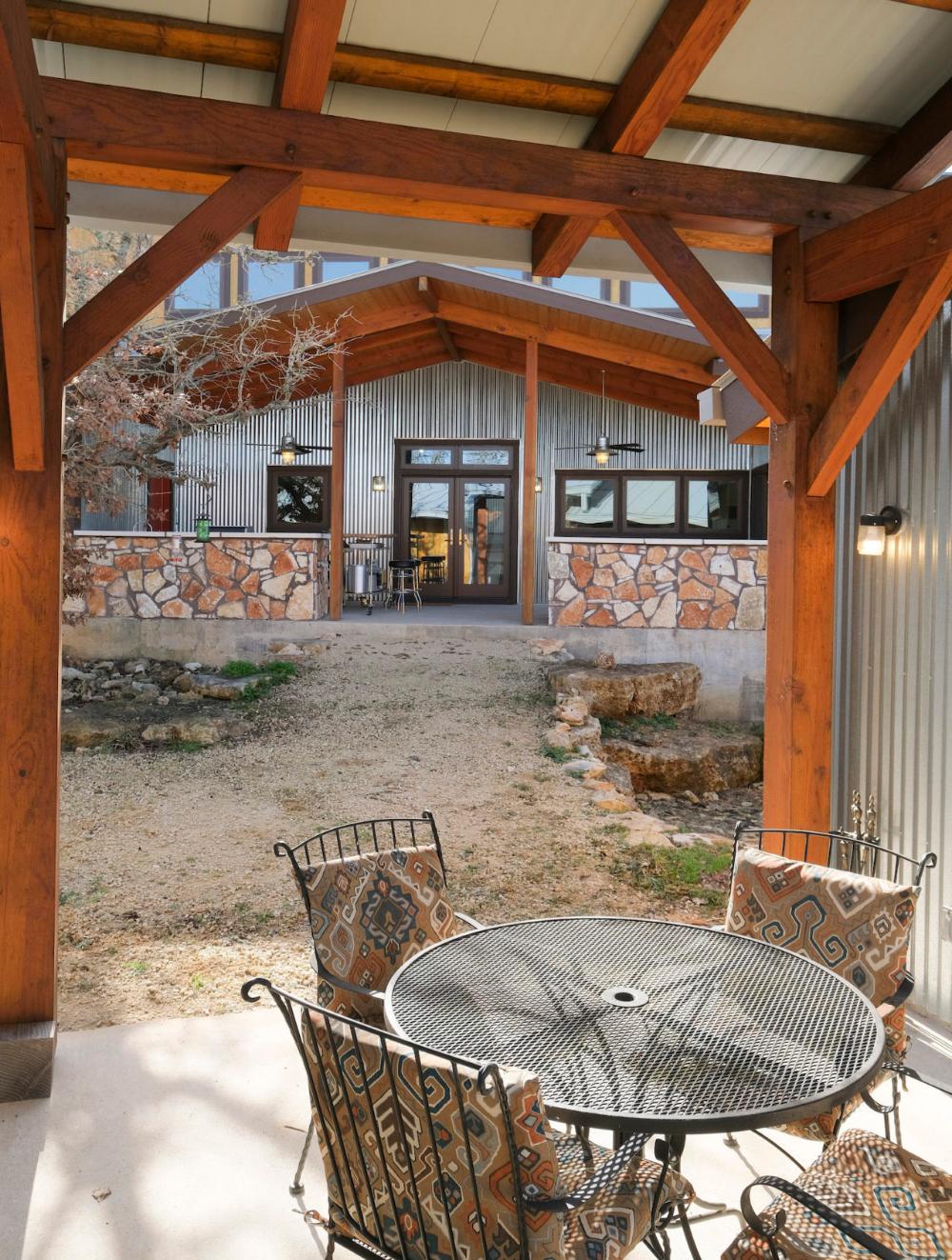 Compact Hybrid Timber Frame Home Design Photos Timber Home Living: Architect House, Timber Frame Homes, Outdoor Decor