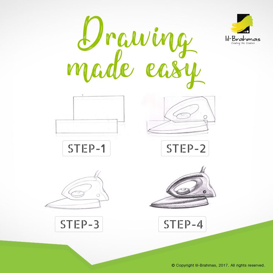 Drawing Made Easy A Beautiful Practical And Nostalgic Step By