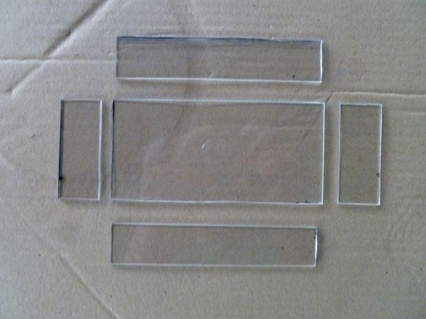 How To Plexiglass Part Drawers Plexiglass Acrylic Box How To Make Box