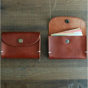 Fathers Day Gifts Leather Card Case 3 Leather Business Cards Leather Business Card Holder Card Holder Leather