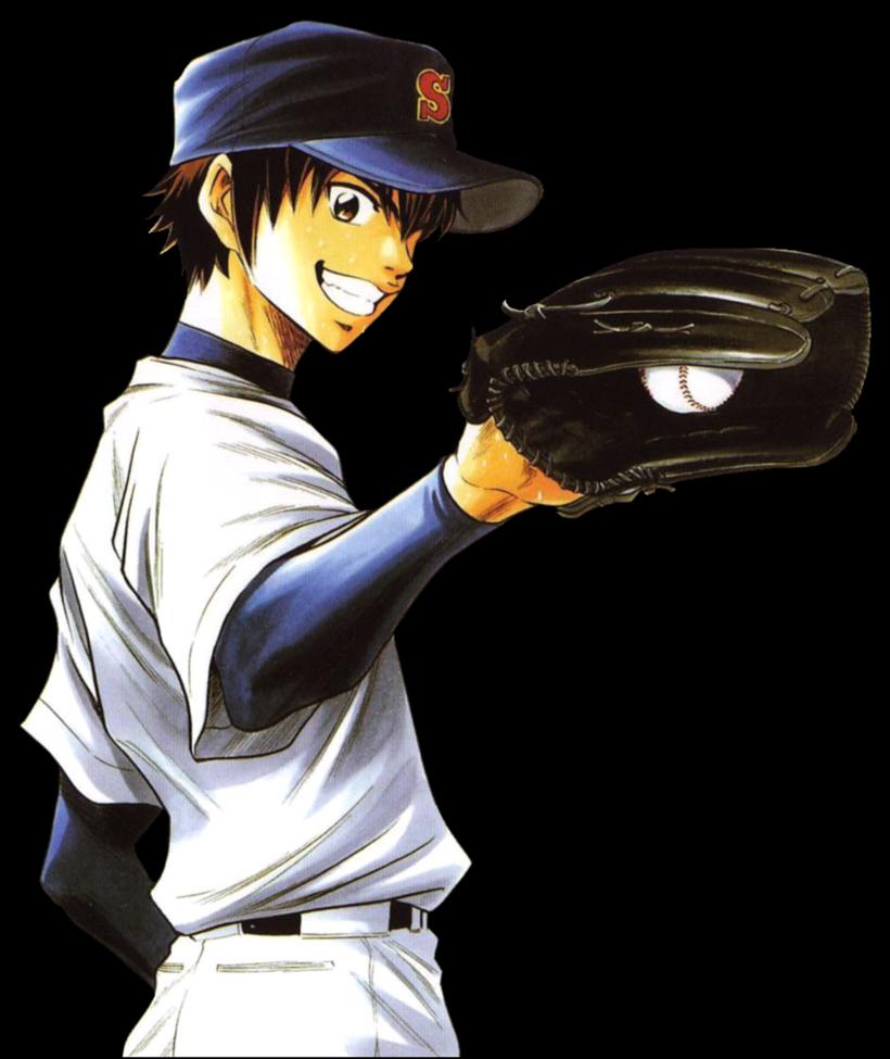 Daiya No Ace Ace Of Diamond Images Diamond No Ace: Eijun Sawamura Form Ace Of Diamond (Daiya No A)