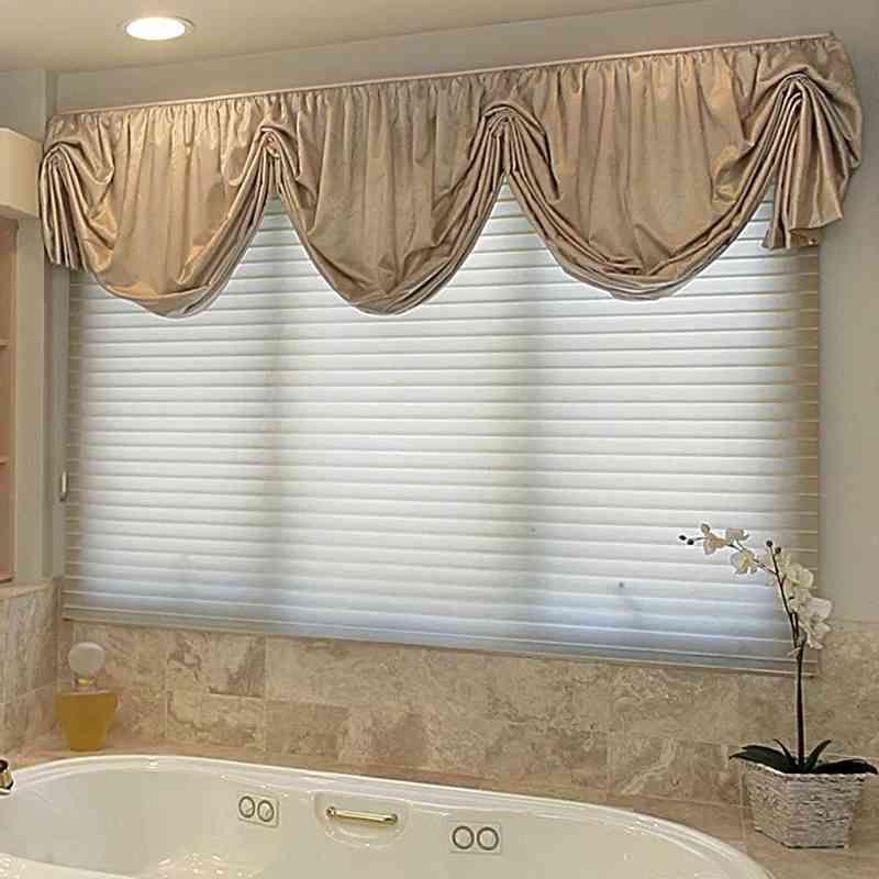 Bathroom Window Treatments Over Tubs Priority Window Valances Bathroom Window Treatments Trendy Bathroom Tiles Bathroom Windows
