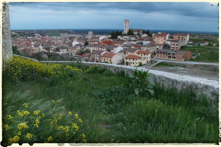 Cuéllar. Segovia. España.