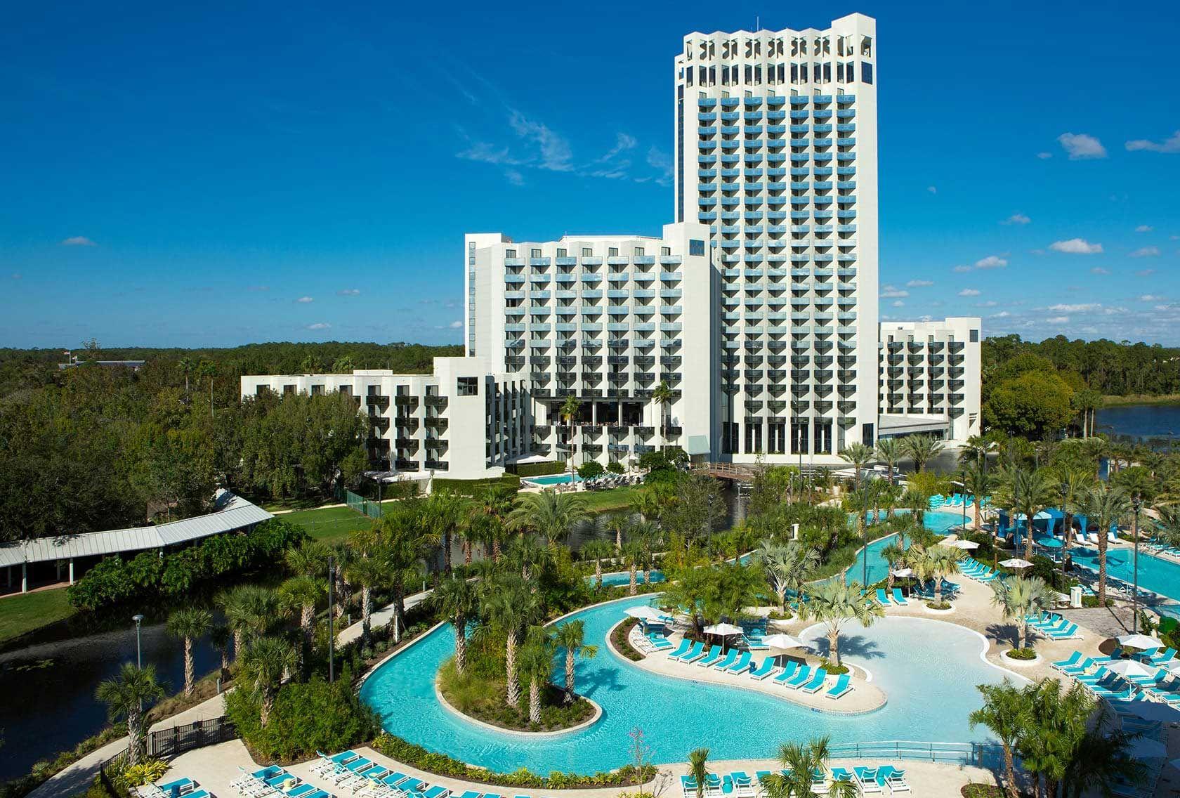 Seven Disney Springs Resort Area Hotels Offering Special Fall