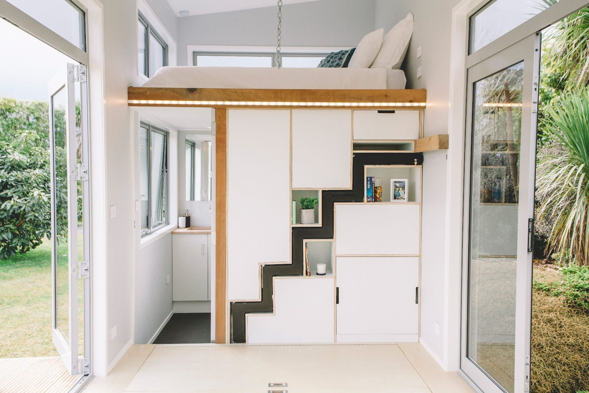 Millennial Tiny House is packed with space-saving ideas | Staircases ...