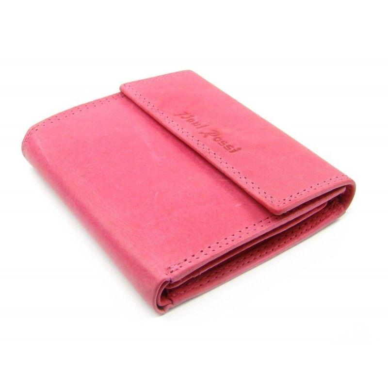 Růžová peněženka dámská - peněženky AHAL  cae7287cec