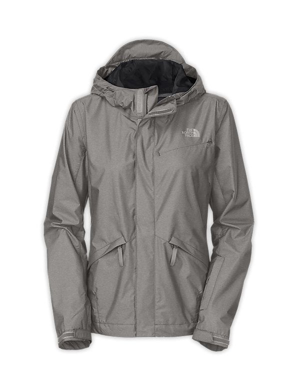 The North Face Women s Activity Commuter Biking WOMEN S BLEECKER JACKET.  For rainy bike commutes with an huge hood that covers your helmet 754115a2d0f