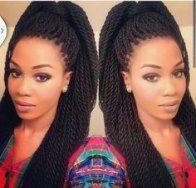 Crochet Braids Senegalese Twist African Americans 51 Ideas #crochetsenegalesetwist Crochet Braids Senegalese Twist African Americans 51 Ideas  #African #americans #Braids #Crochet #Hairstyle #hairstyles #Ideas #Senegalese #twist #crochetsenegalesetwist