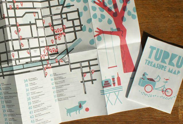 Polkka Jam: Turku Treasure Map 2012