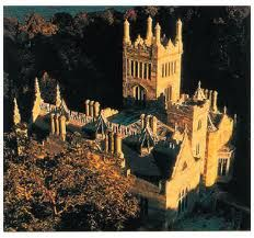 Lyndhurst Castle Gives A Fantastic Tour At Christmas Time Would