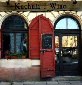 Restauracja Kuchnia I Wino Zlokalizowana W Zabytkowej