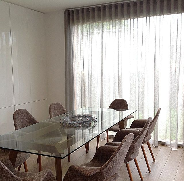 Dollar Curtains & Blinds Floating Sheers