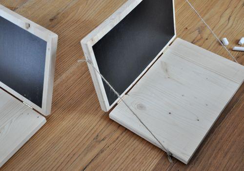 spiellaptop selber bauen von naturkinder kinder pinterest selber bauen werken mit. Black Bedroom Furniture Sets. Home Design Ideas
