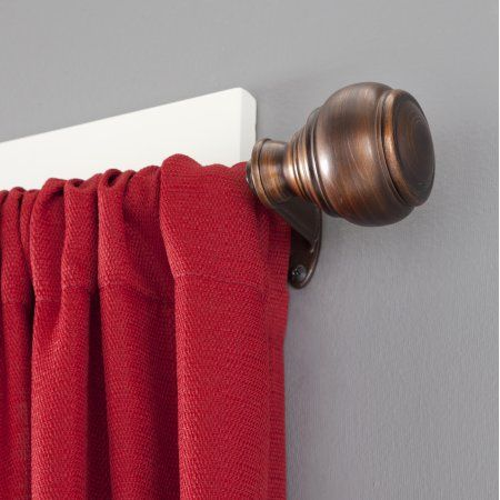 Home Window Curtain Rods Steel Curtain Curtain Rods