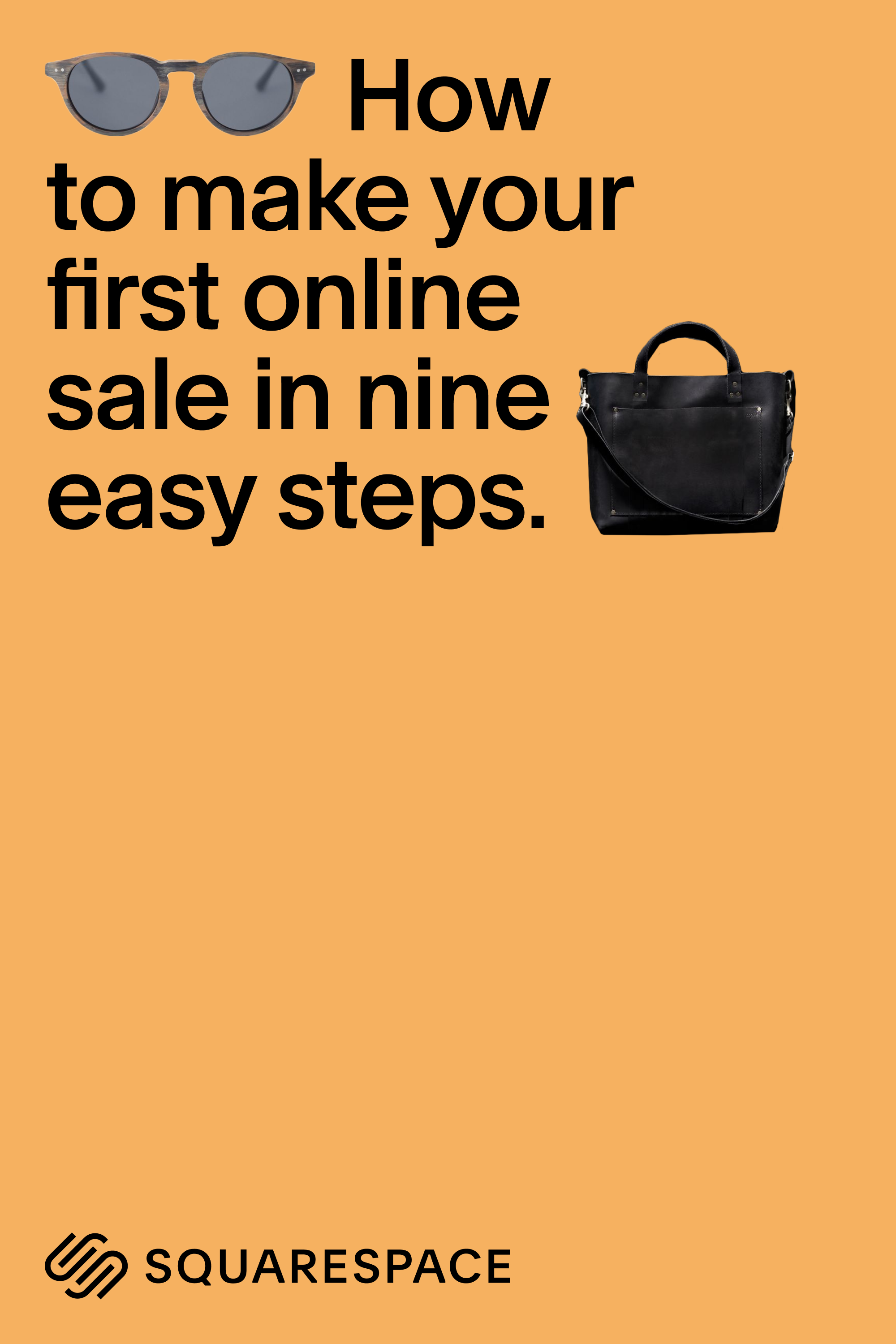 How to Make your First Sale