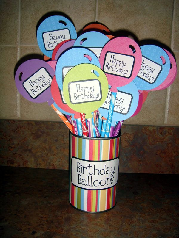 Budget Birthday Favor Ideas Pretty My Party Party Ideas Classroom Birthday Student Birthdays Student Gifts