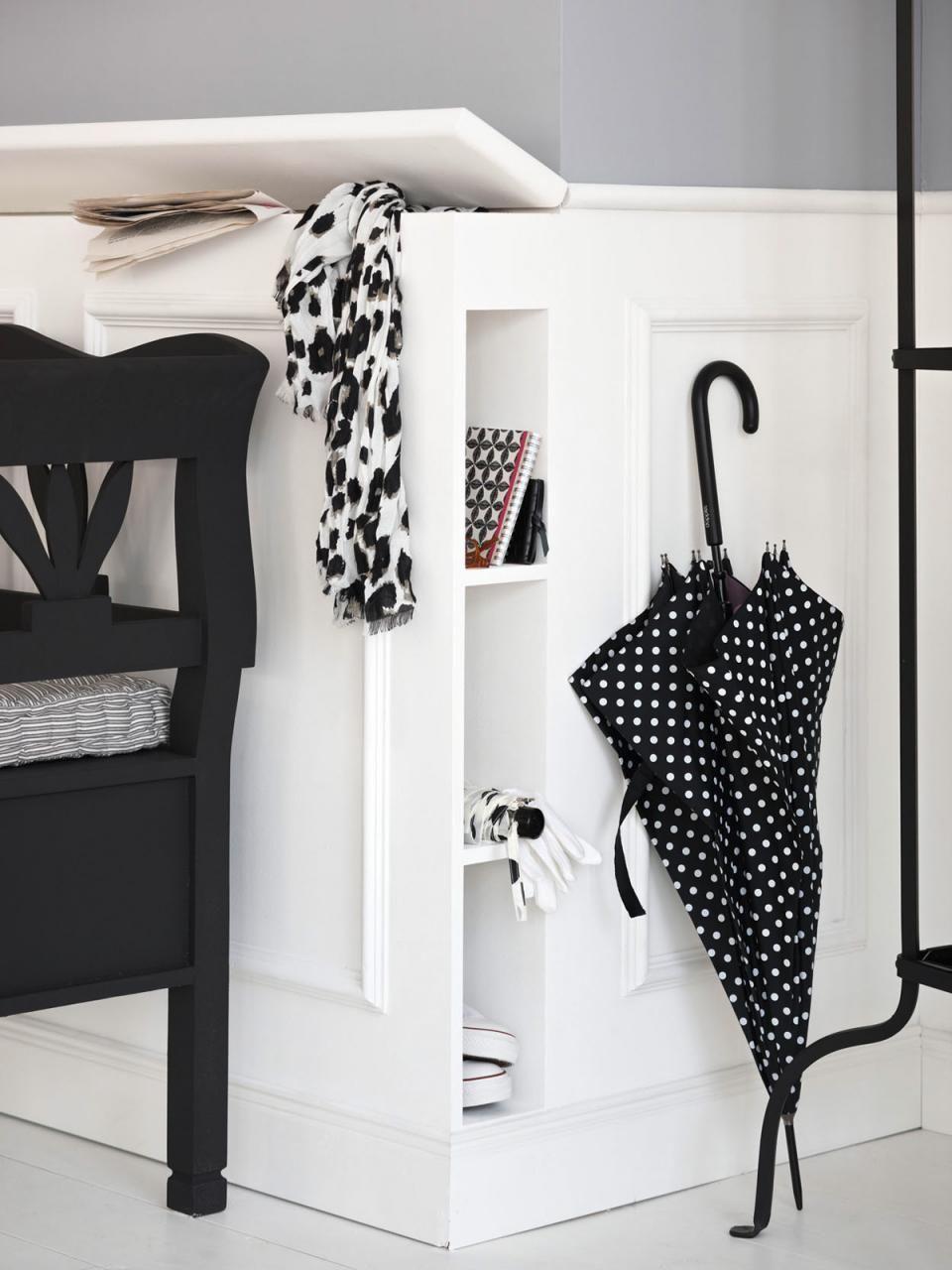 ▷ Der Flur – Garderobe, Schuhschrank, Tipps und Wohnideen für die ...