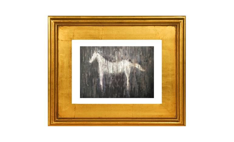 "Saatchi Art Artist Heather Offord; Painting, ""Horse love"" #art"