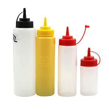 Empty Squeeze Ketchup Plastic Bottle Supplier Zhenghao Bottle Ketchup Bottles Plastic Bottles