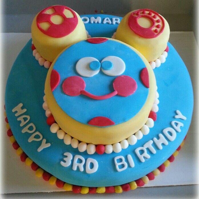Toodles Cake Tutorial