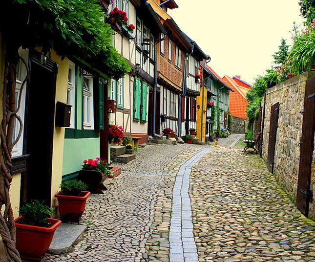 quedlinburg germany places i 39 d like to go pinterest deutschland sch ne orte und harz. Black Bedroom Furniture Sets. Home Design Ideas