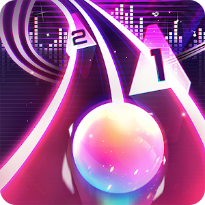 Infinity Run Rush Balls On Rhythm Roller Coaster 1.3.9