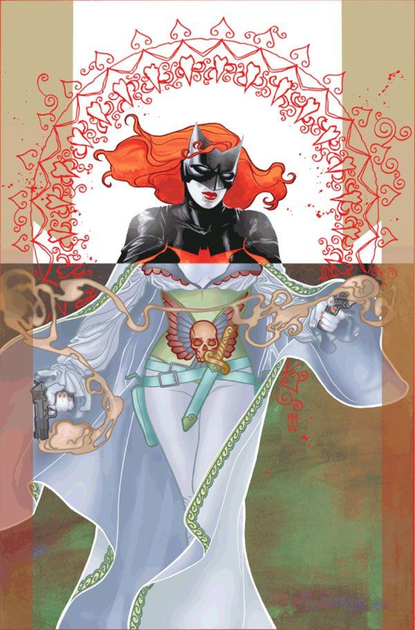 Batwoman - J.H. Williams III