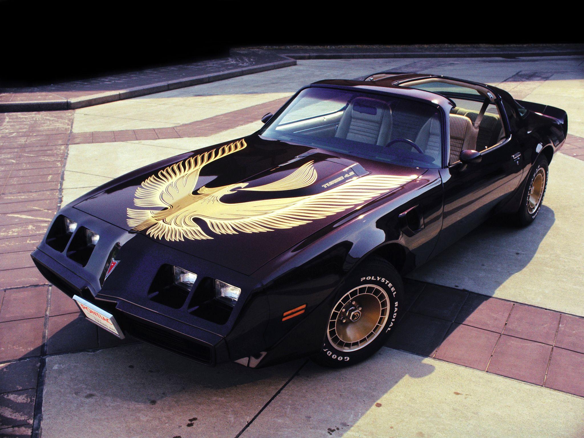 1980 Pontiac Firebird Trans Am Turbo Special Edition I dated a