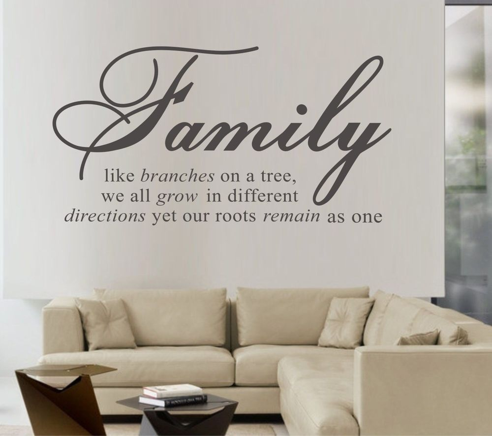 Family like branches on a treewall papers home decor modern family like branches on a treewall papers home decor modern design wall amipublicfo Images